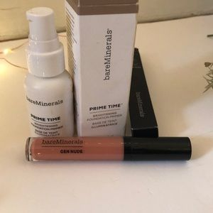 bareMinerals Makeup - Bare mineral Gen Nude squad gloss & primer